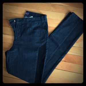 NYDJ Not Your Daughter's Jeans Dark Wash EUC 8